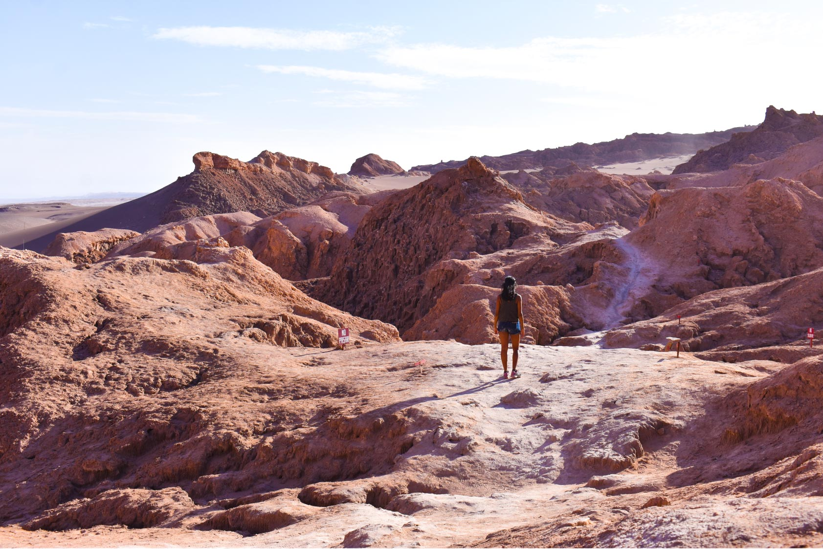 Exploring Valle De La Luna Chile Oops I Booked Again